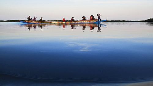 River Boat, Manglares.