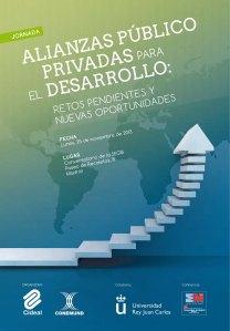 Jornadas público-privadas para el desarrollo