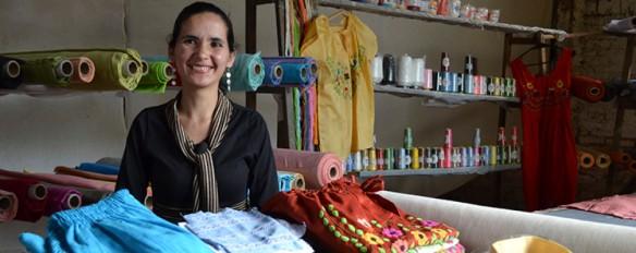Emprendedores sociales en Paraguay.
