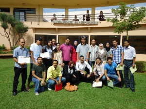 promover empleo marruecos